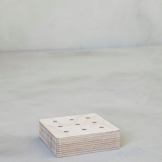Držák/ zásobník na tužky a pera ROUND dýha_0