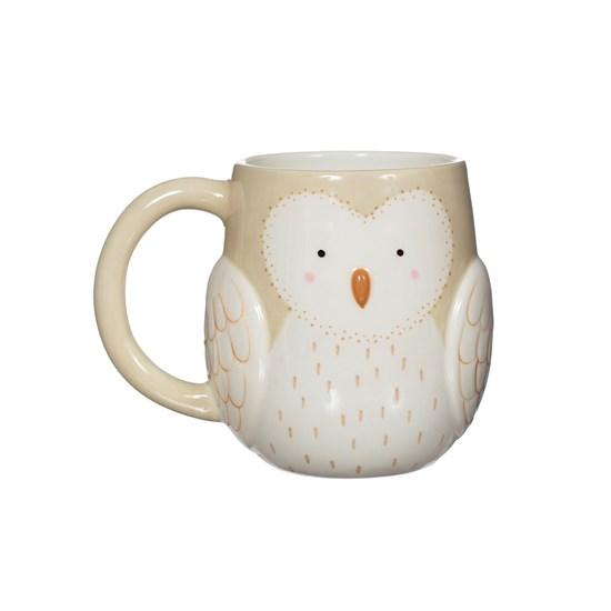 Hrnek Olivia Owl tvarovaný_0
