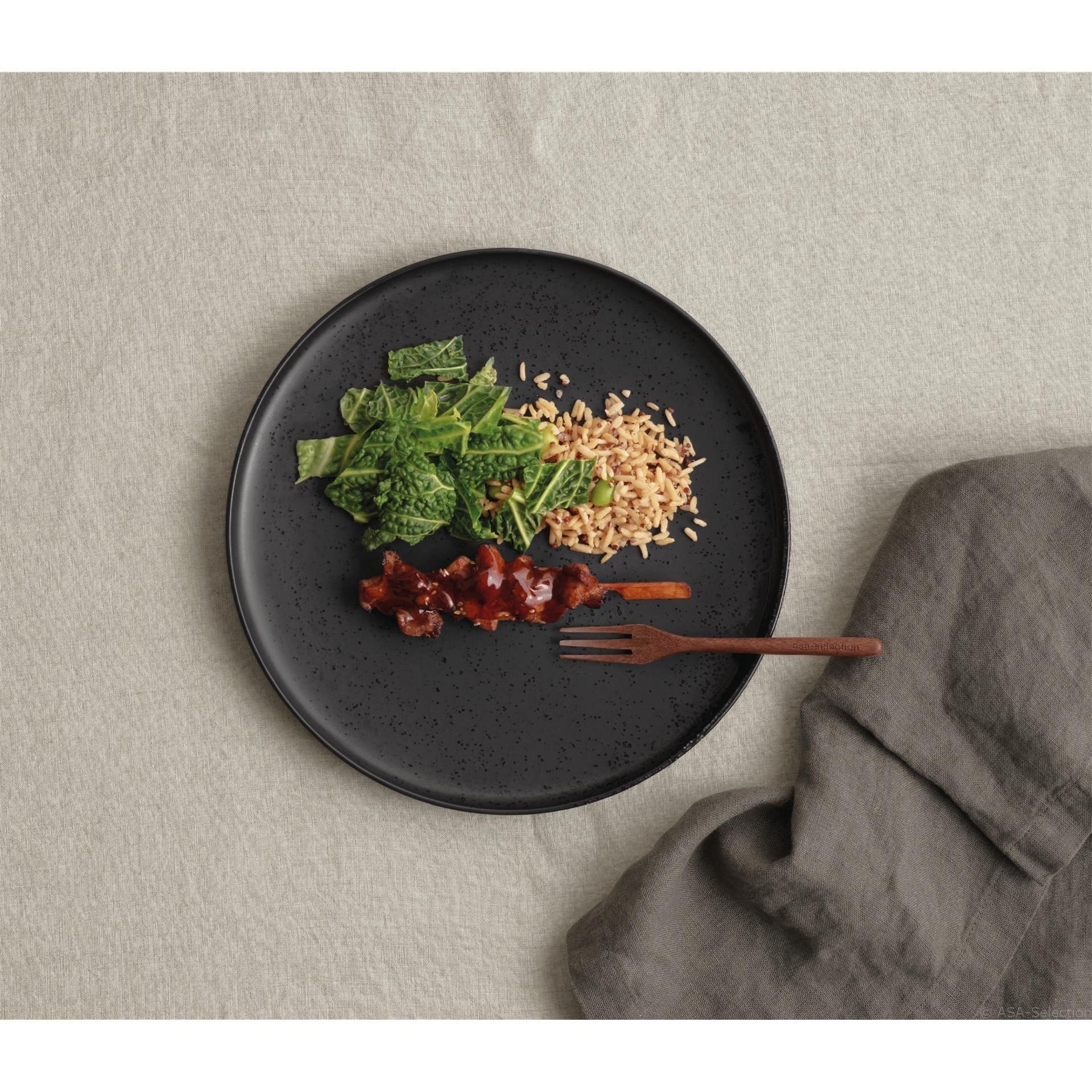 Talíř mělký COPPA KURO 26,5 cm_0