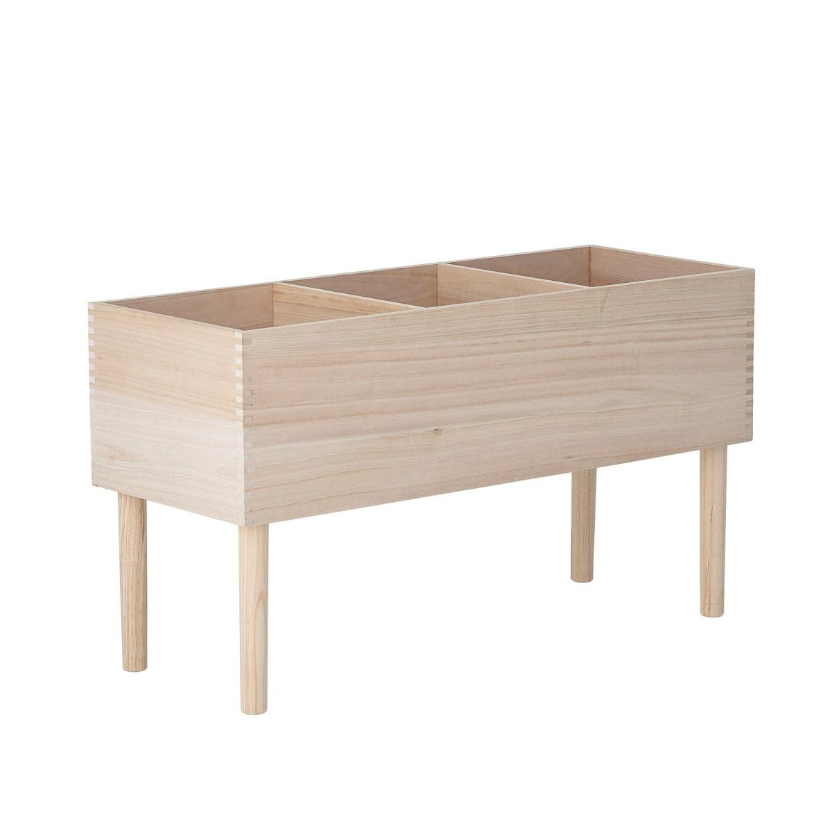 Dřevěná knihovna 91xV.50x35 cm_1