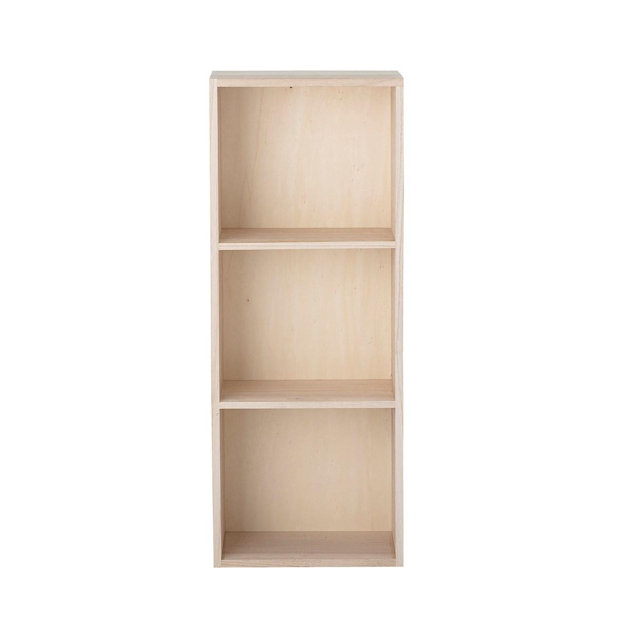 Dřevěná knihovna 91xV.50x35 cm_4