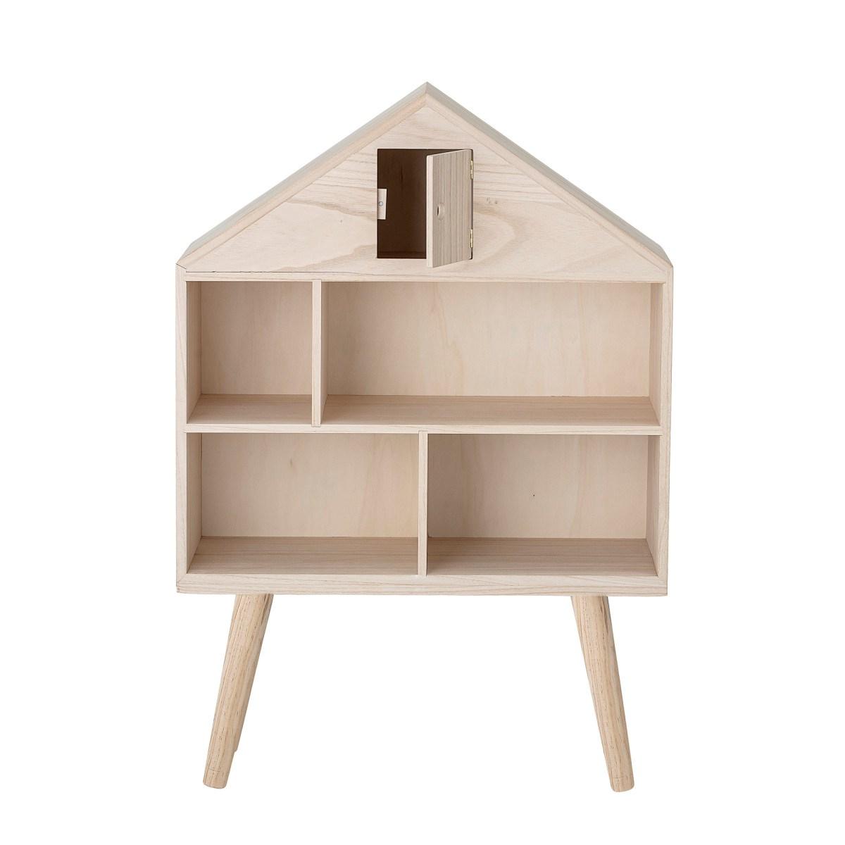 Dřevěný domeček pro panenky Bernadette V.105 cm_0