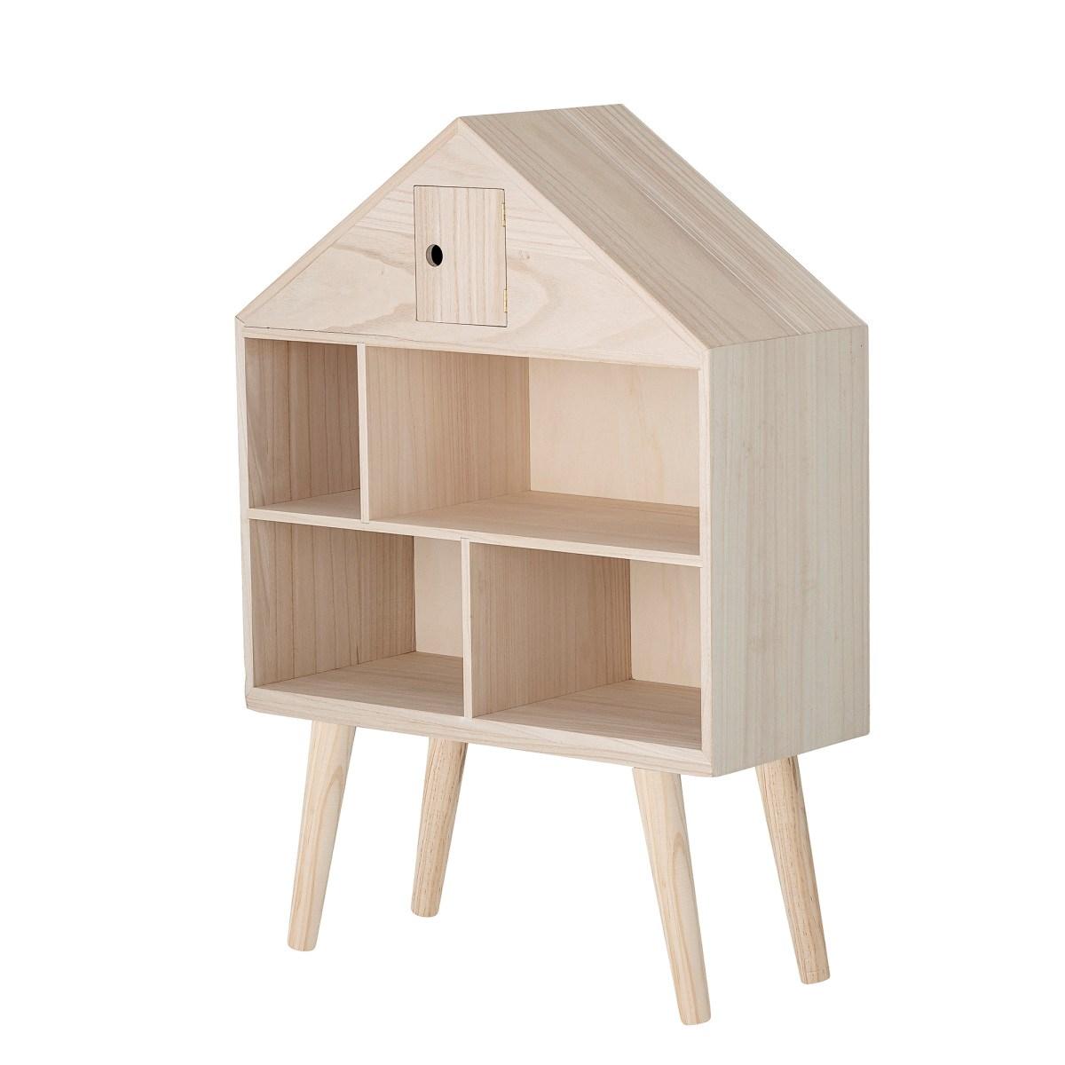 Dřevěný domeček pro panenky Bernadette V.105 cm_1