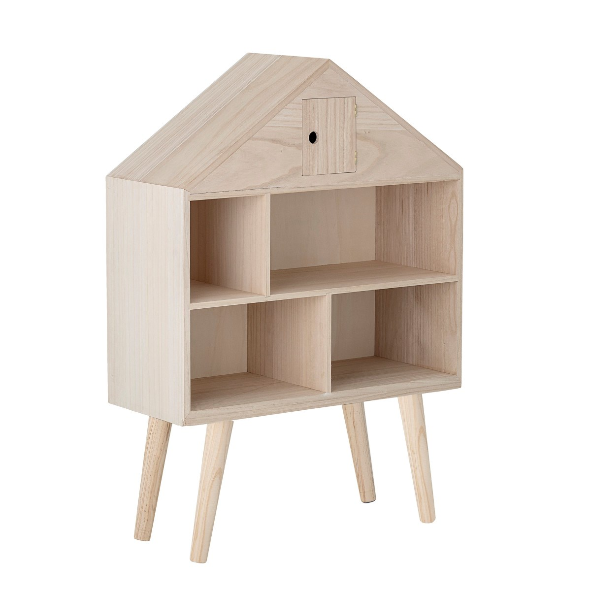 Dřevěný domeček pro panenky Bernadette V.105 cm_4