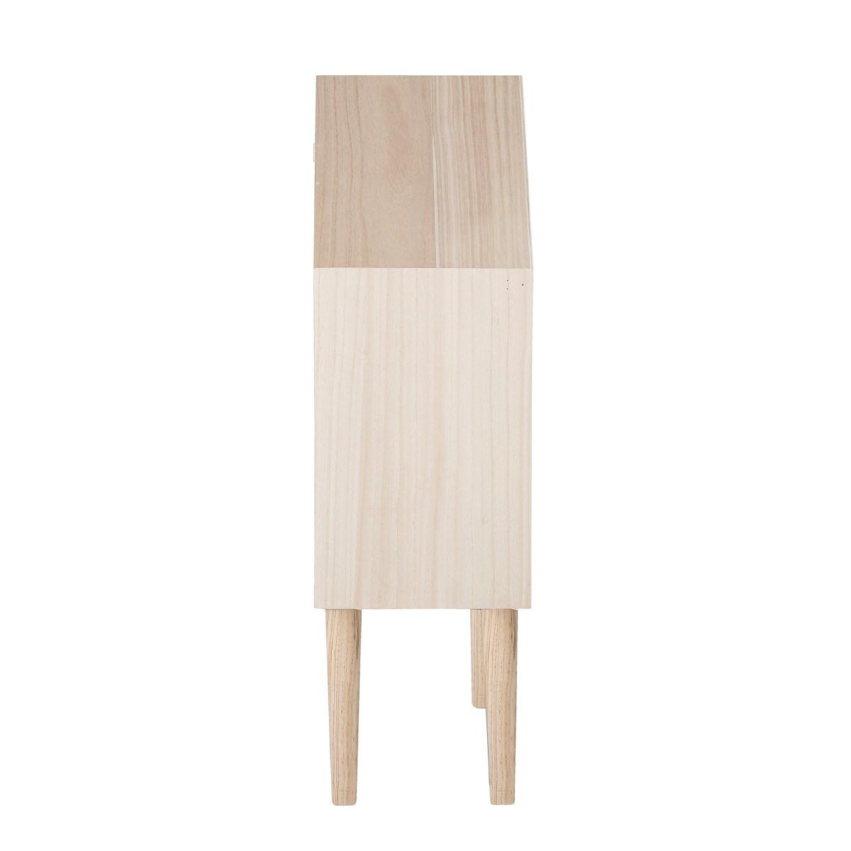Dřevěný domeček pro panenky Bernadette V.105 cm_5