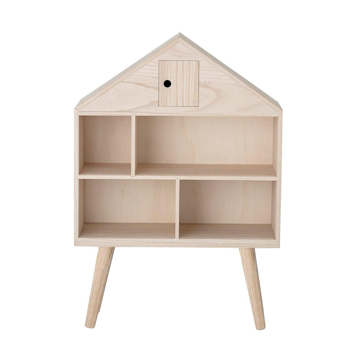 Dřevěný domeček pro panenky Bernadette V.105 cm_7