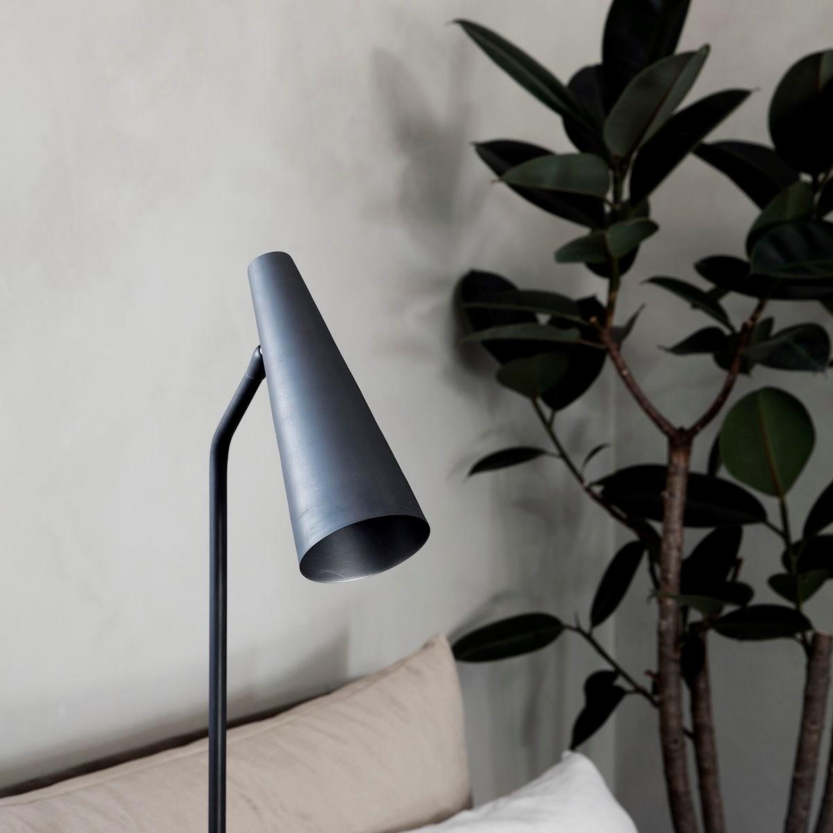Stojací lampa PRECISE černá matná_1