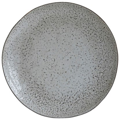 Talíř RUSTIC 27,5 cm šedo modrý_3
