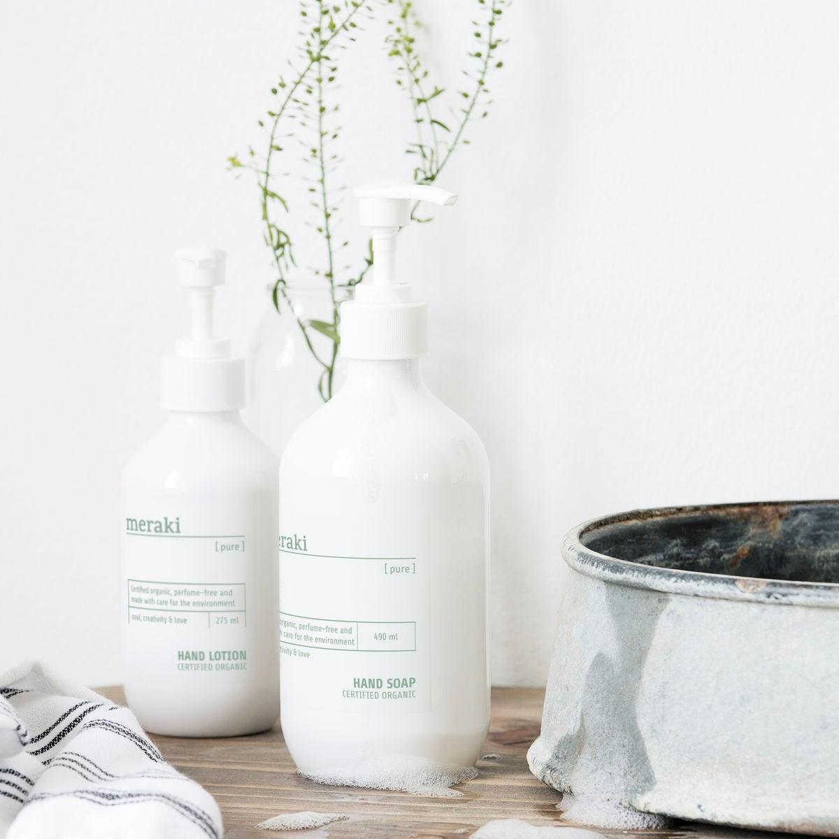 Tekuté mýdlo na ruce PURE 490 ml_0