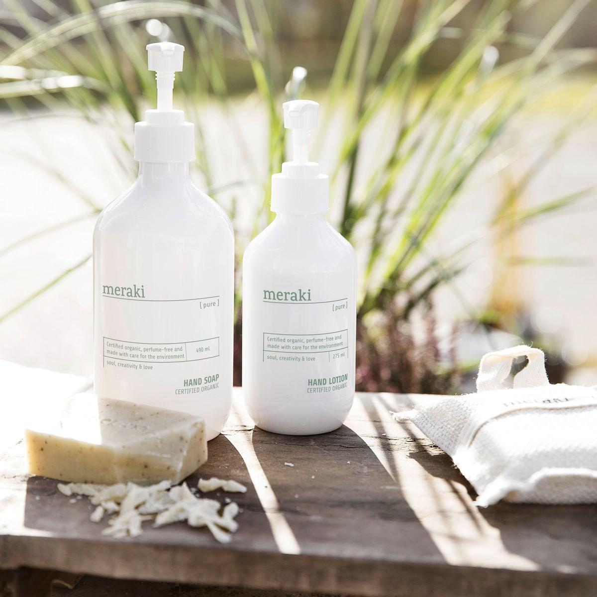 Tekuté mýdlo na ruce PURE 490 ml_1