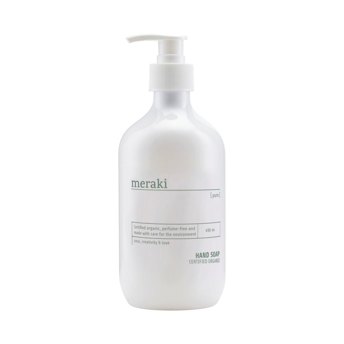 Tekuté mýdlo na ruce PURE 490 ml_3