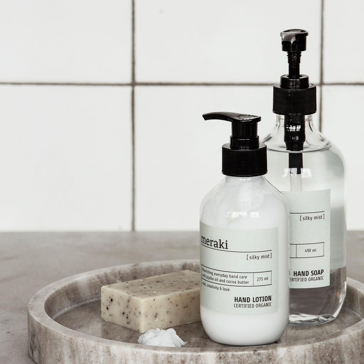 Tekuté mýdlo na ruce SILKY MIST 490 ml_0