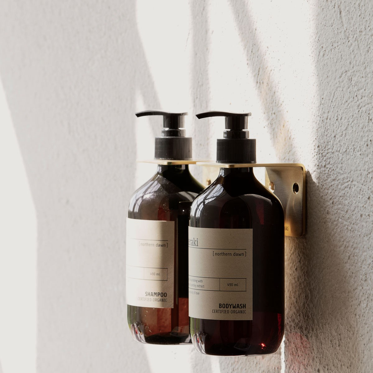 Šampon na vlasy pro větší objem NORTHERN DAWN 490 ml_0