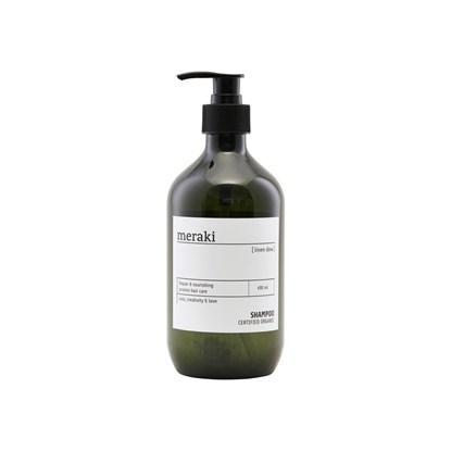 Šampon na vlasy pro poškozené vlasy LINEN DEW 490 ml_1