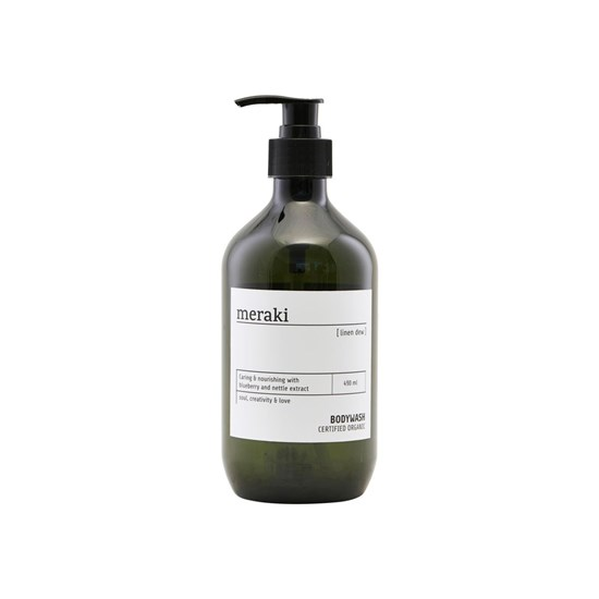 Sprchový gel LINEN DEW 490 ml_1