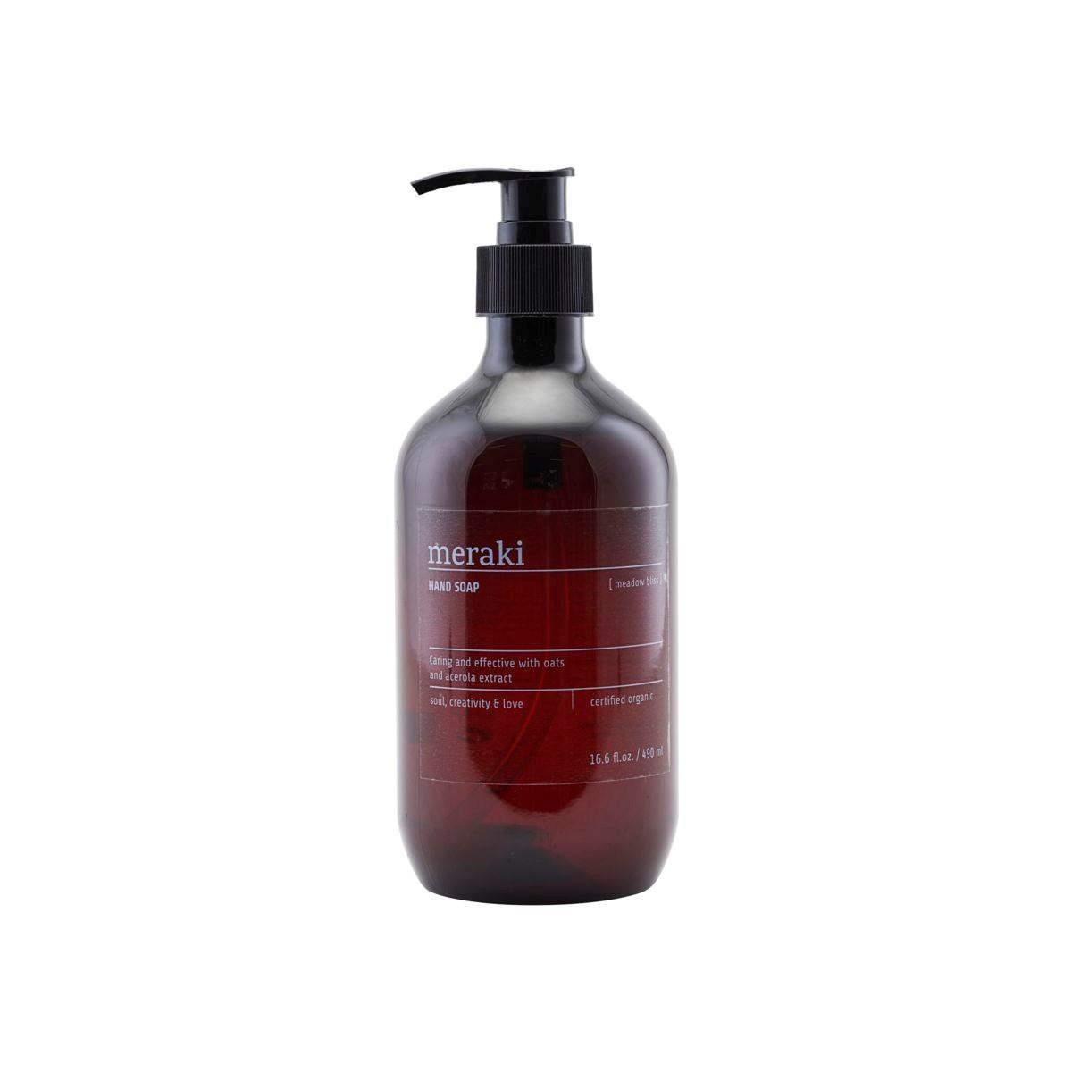 Tekuté mýdlo na ruce MEADOW BLISS 490 ml_3