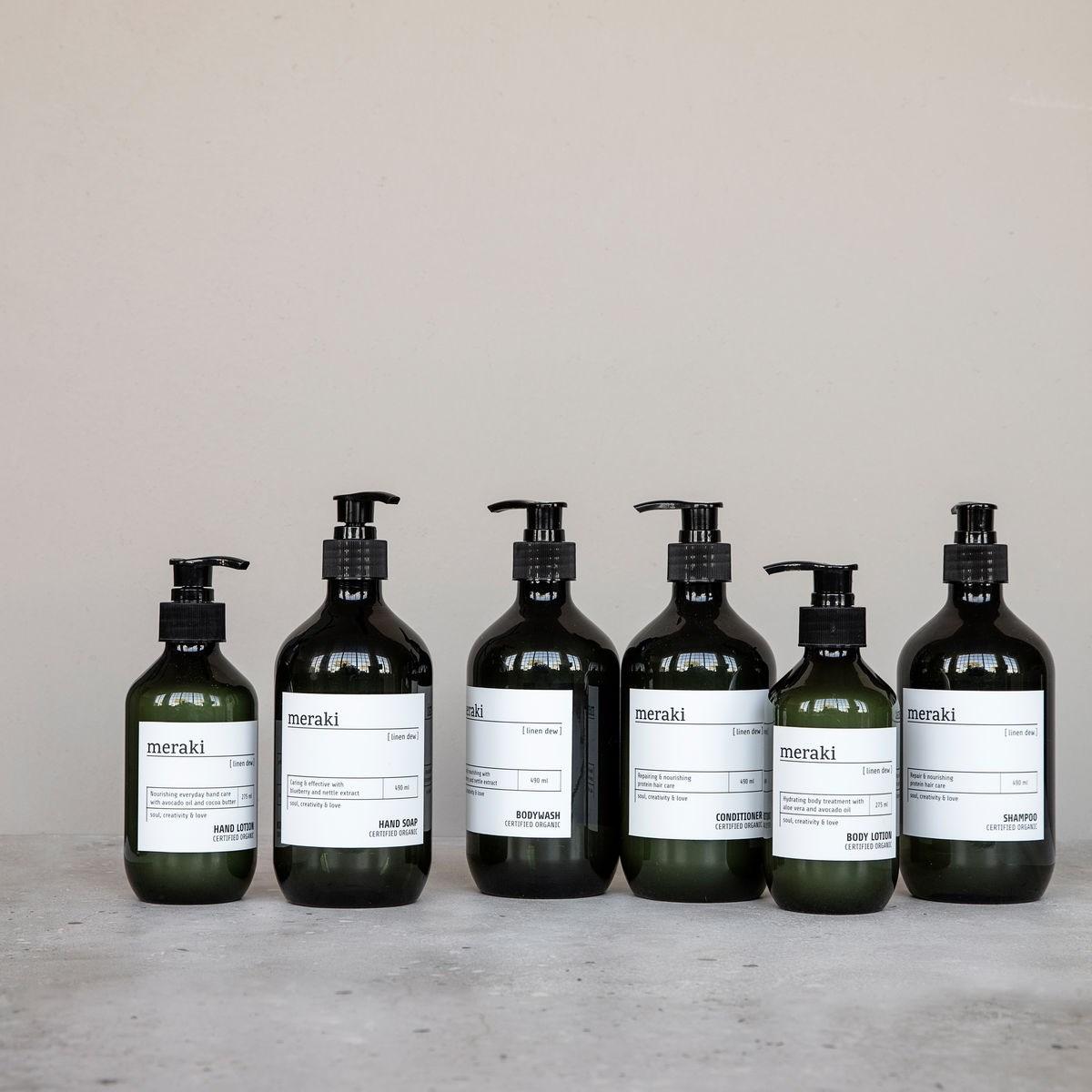 Tekuté mýdlo na ruce LINEN DEW 490 ml_0