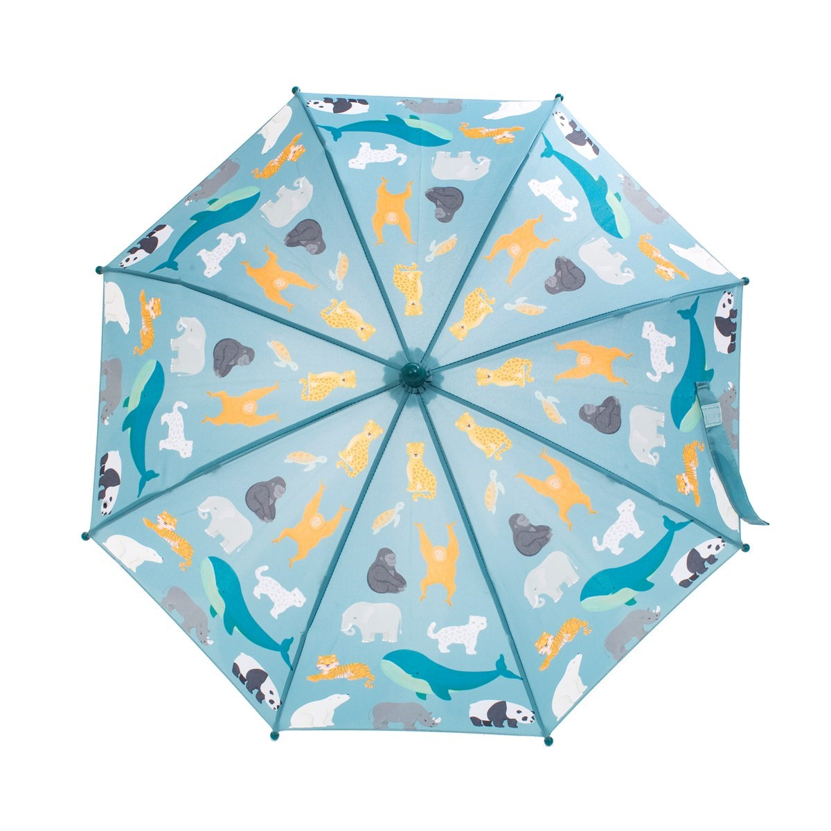 Dětský deštník Endangered Animals_0