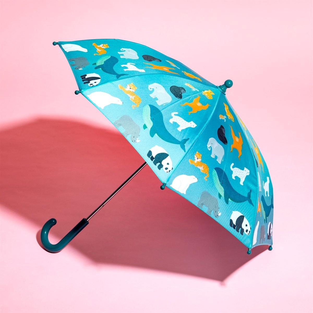 Dětský deštník Endangered Animals_2