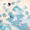 Dětské puzzle v kufříku Endangered Animals_0