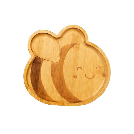 Bambusový talířek Bee_0