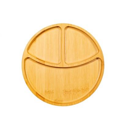 Bambusový talířek s dělením ENJOY_0