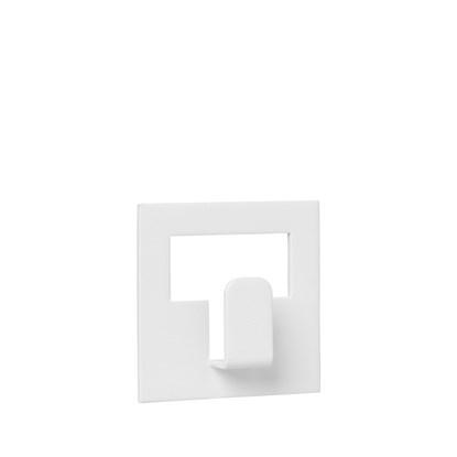 Samolepící háček VINDO bílý_0