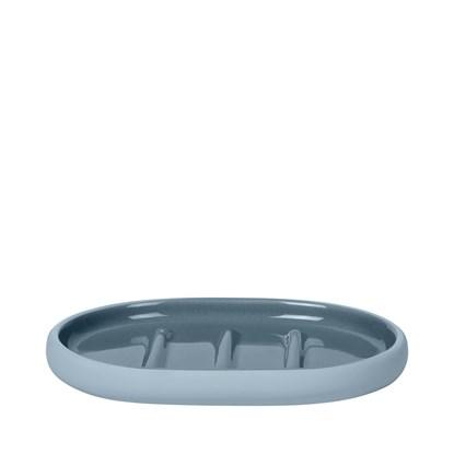 Miska na mýdlo SONO šedo modrá_0