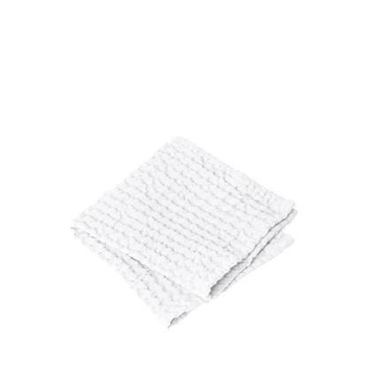 Ručník pro hosty vaflový CARO 30x30 cm SET/2ks bílý_0