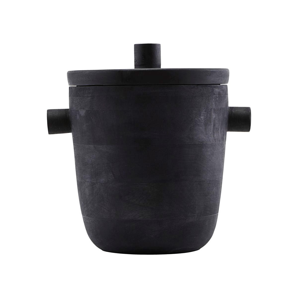 Chladič na víno/ kbelík na led ASK černý_0