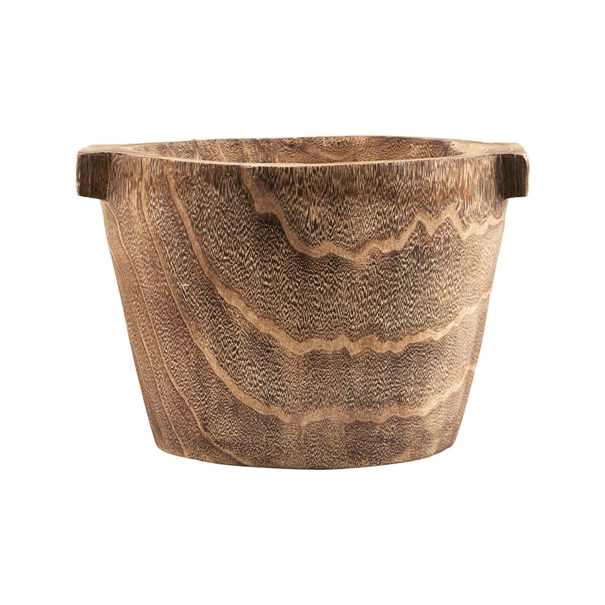 Dřevěná mísa/ koš CRAFT 40 cm_0