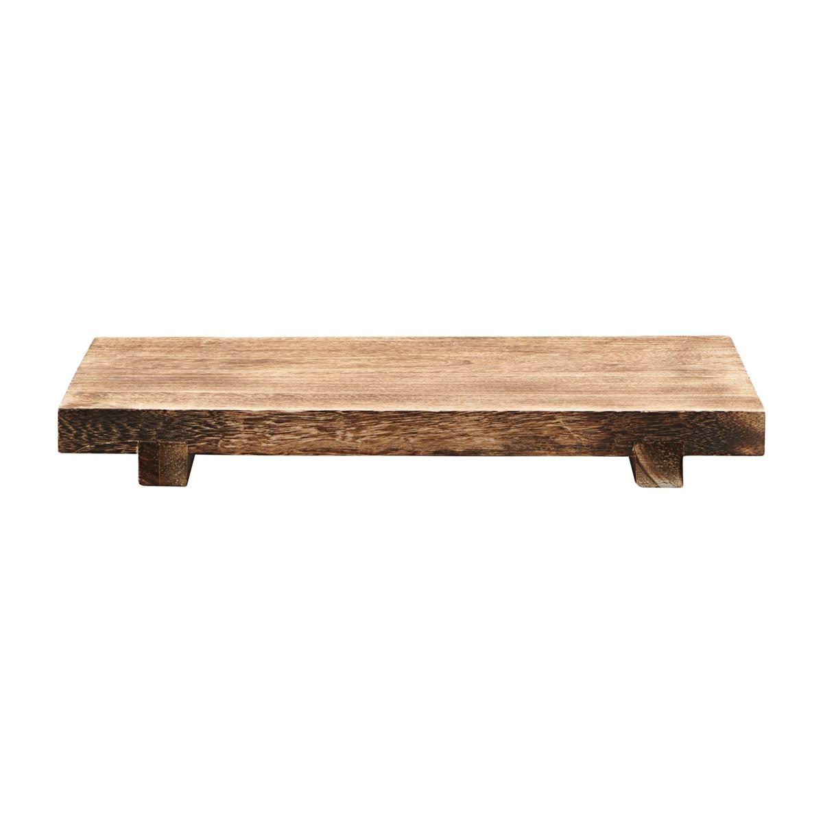 Dřevěný tác/ podnos CRAFT 46x28 cm_0