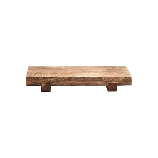 Dřevěný tác/ podnos CRAFT 36x22 cm_2