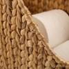 Koš/ držák na toaletní papír 50 cm přírodní_1