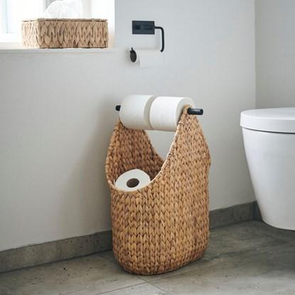Koš/ držák na toaletní papír 50 cm přírodní_3