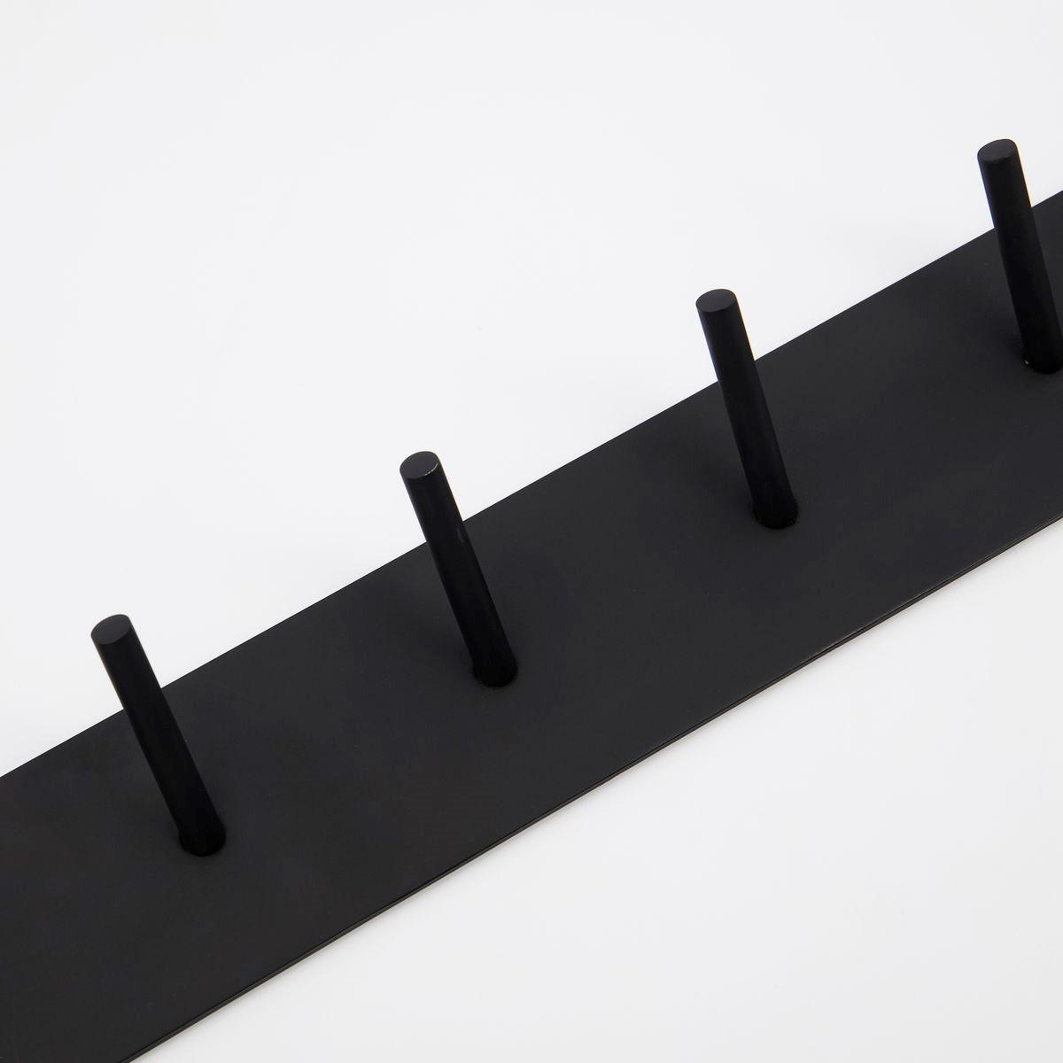 Věšák MIRAJ 60 cm černý_1