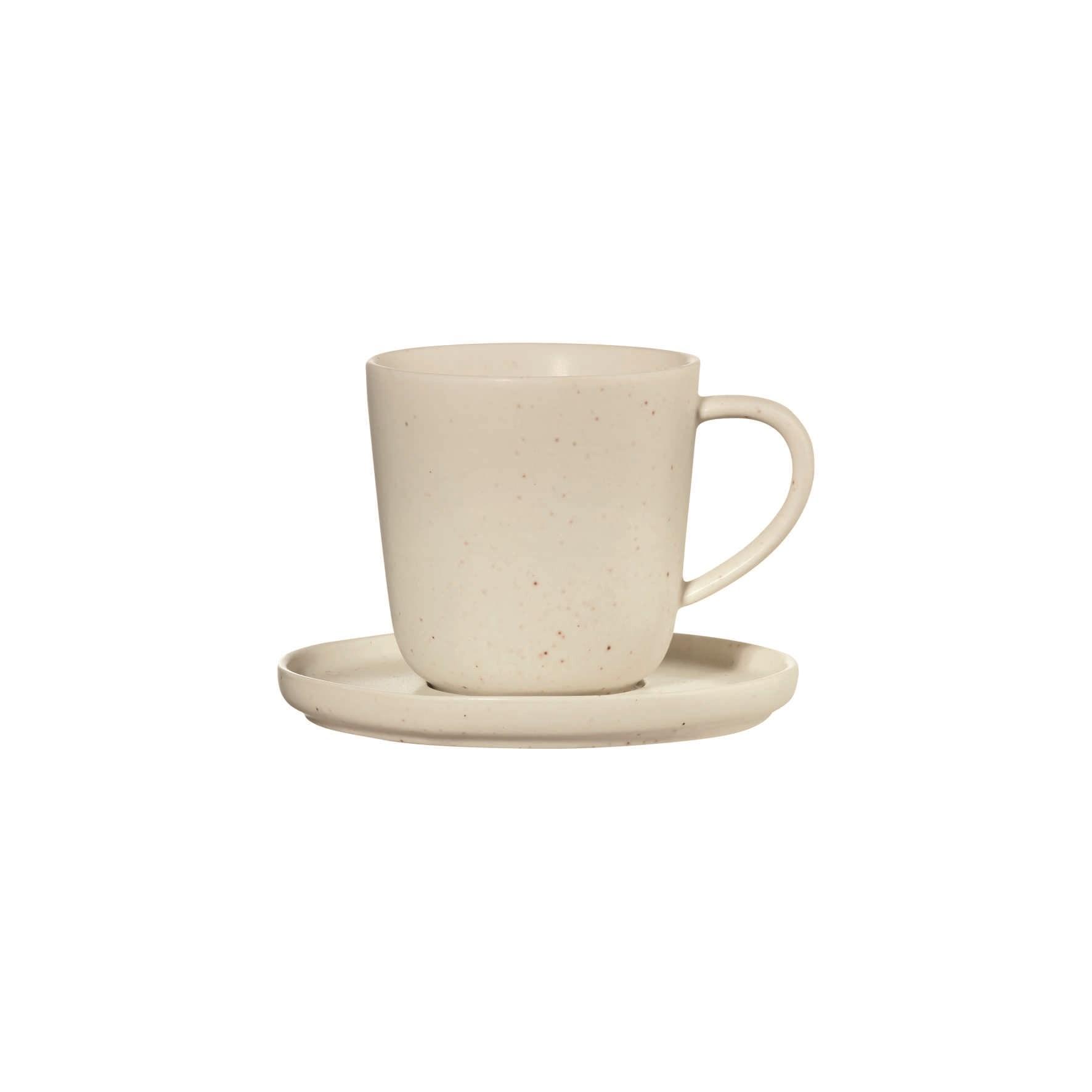 Šálek na espresso s podšálkem COPPA SENCHA 80 ml_0