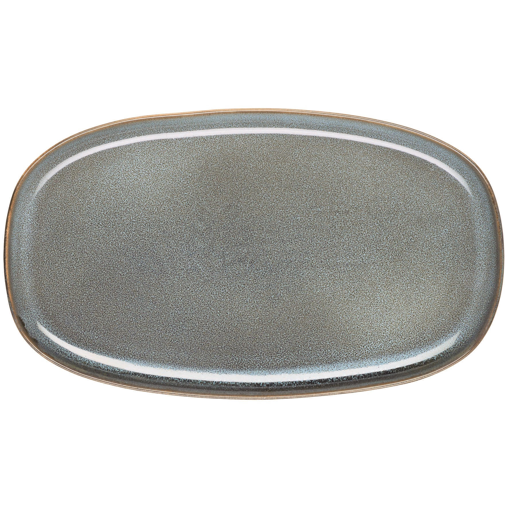 Talíř oválný SAISON 31 cm denim_0