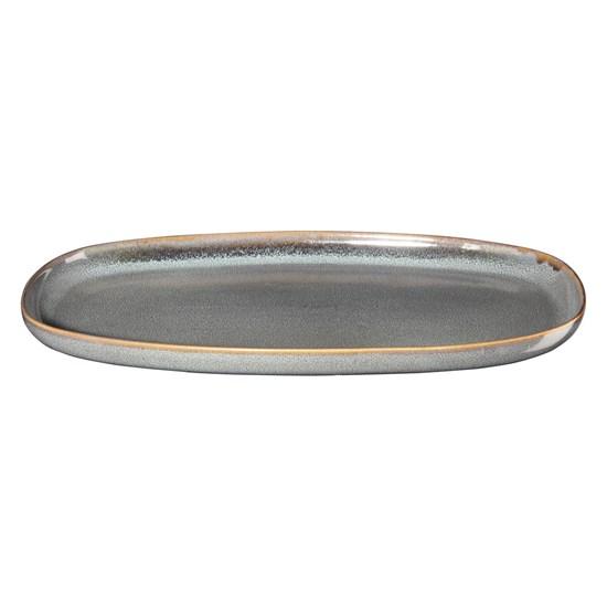 Talíř oválný SAISON 31 cm denim_1