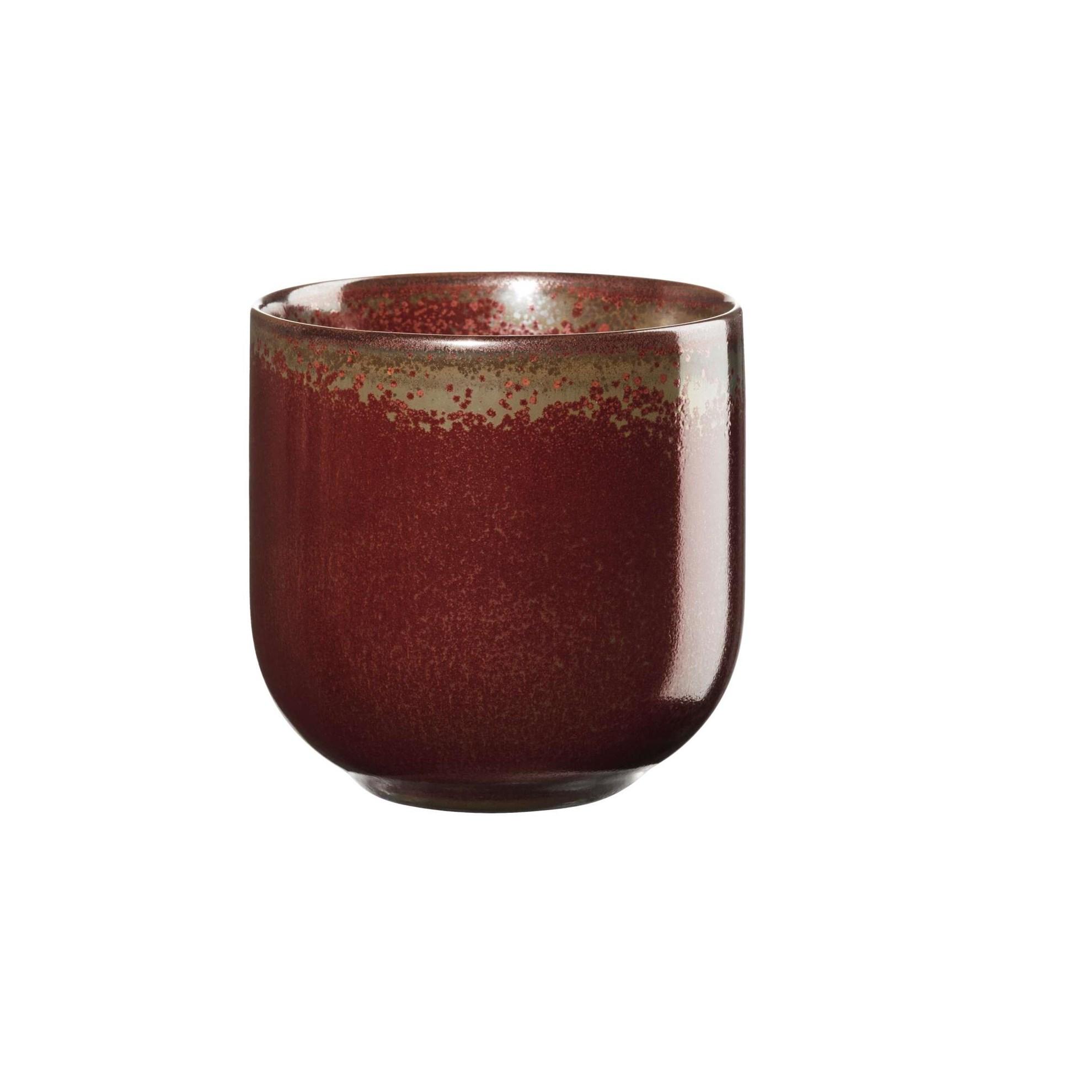 Hrnek na čaj COPPA RED SET/2 ks 200 ml_0