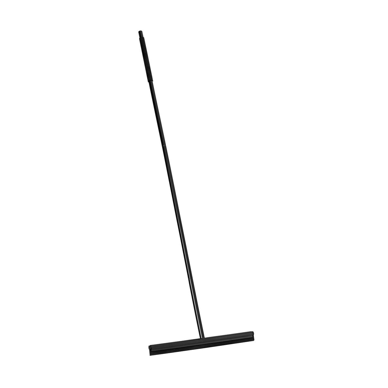 Stěrka s nástěnným držákem MODO černá_1