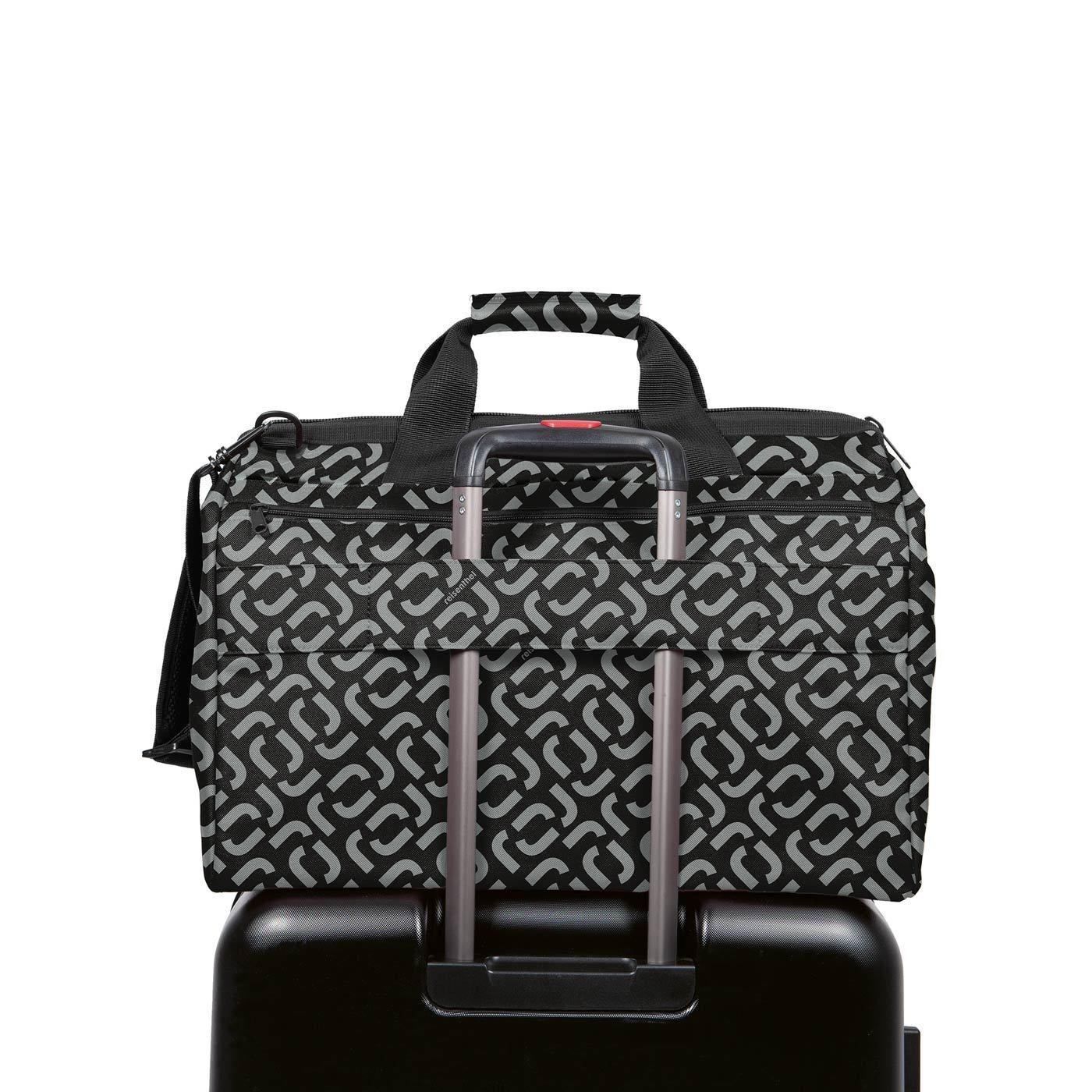 Cestovní taška Allrounder L pocket signature black_1