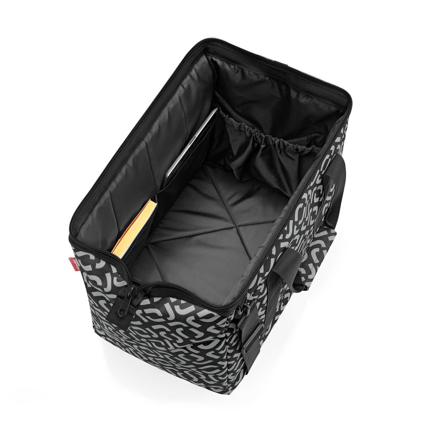Cestovní taška Allrounder L signature black_1