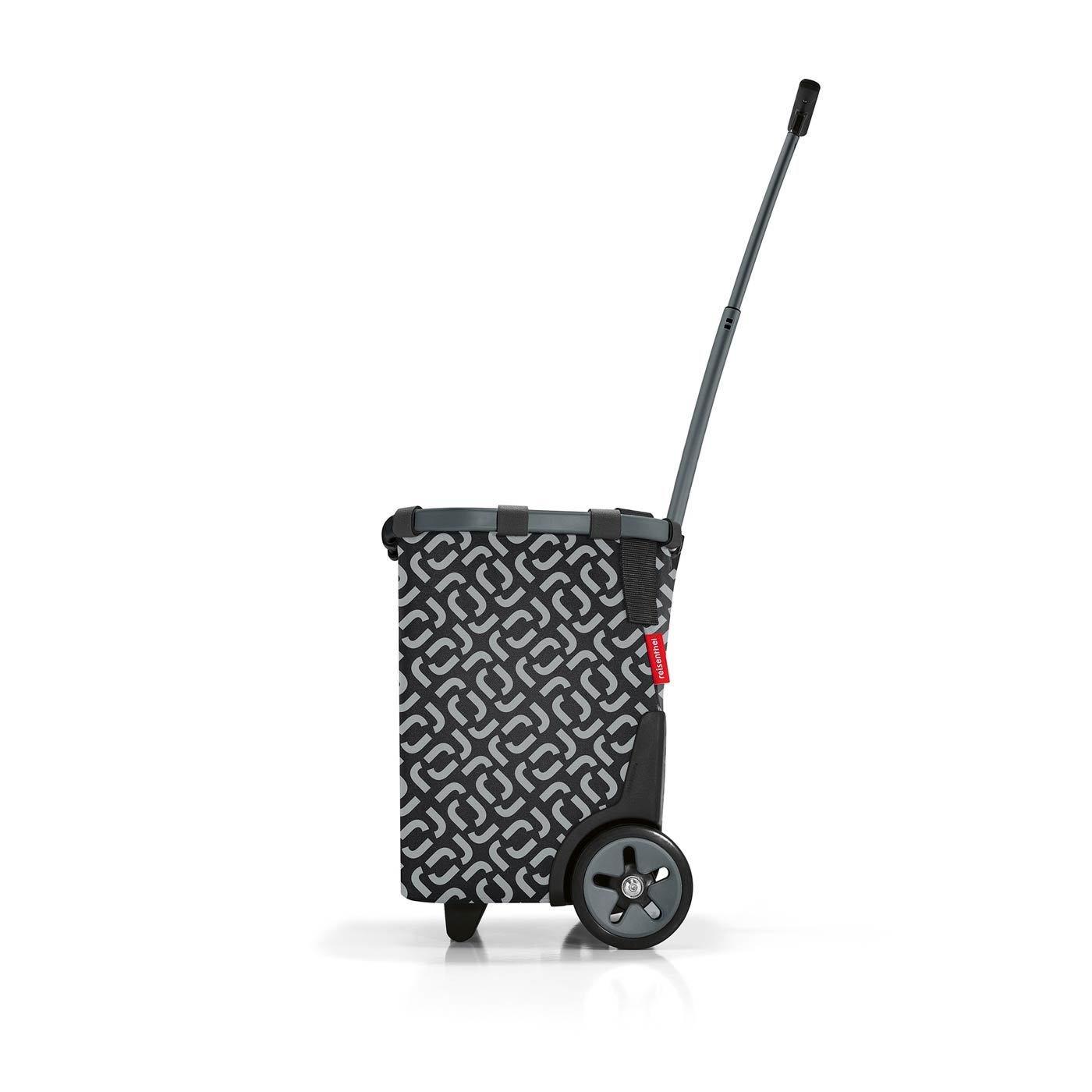 Taška na kolečkách Carrycruiser frame signature black_3