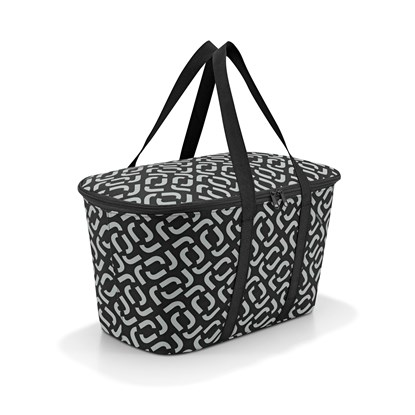 Termotaška Coolerbag signature black_2
