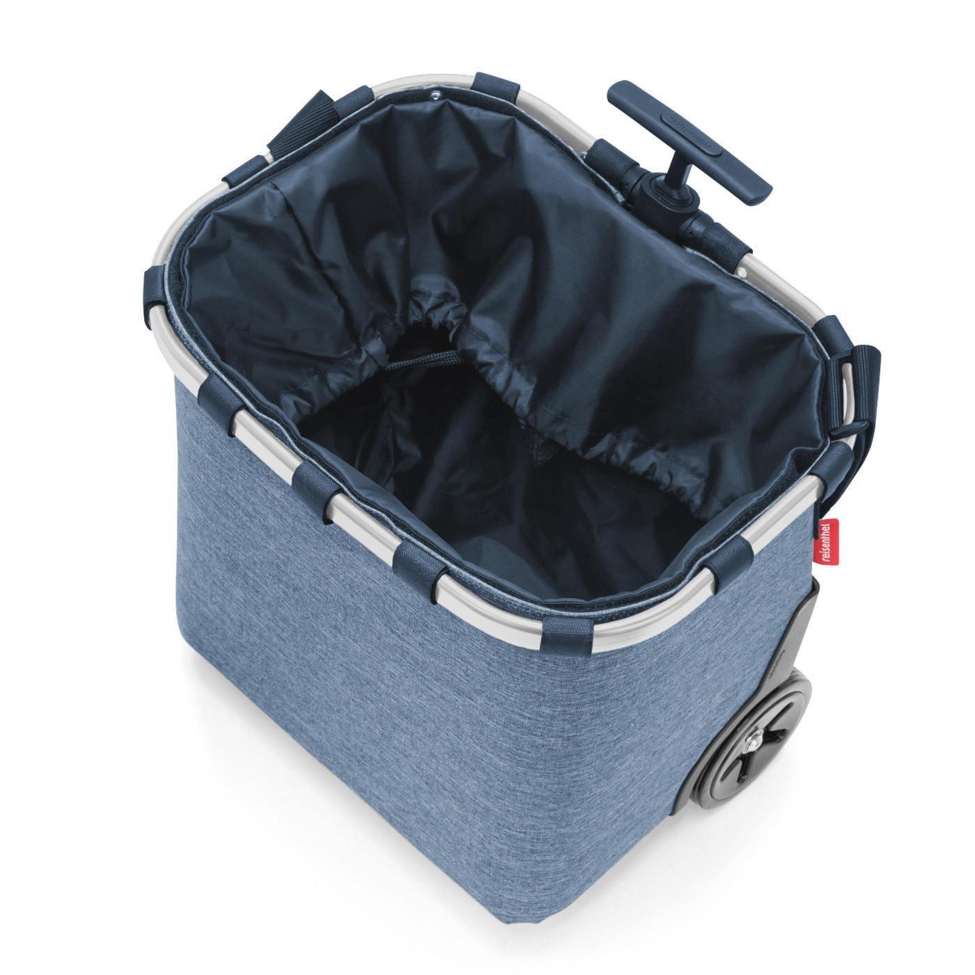 Taška na kolečkách Carrycruiser frame twist blue_1