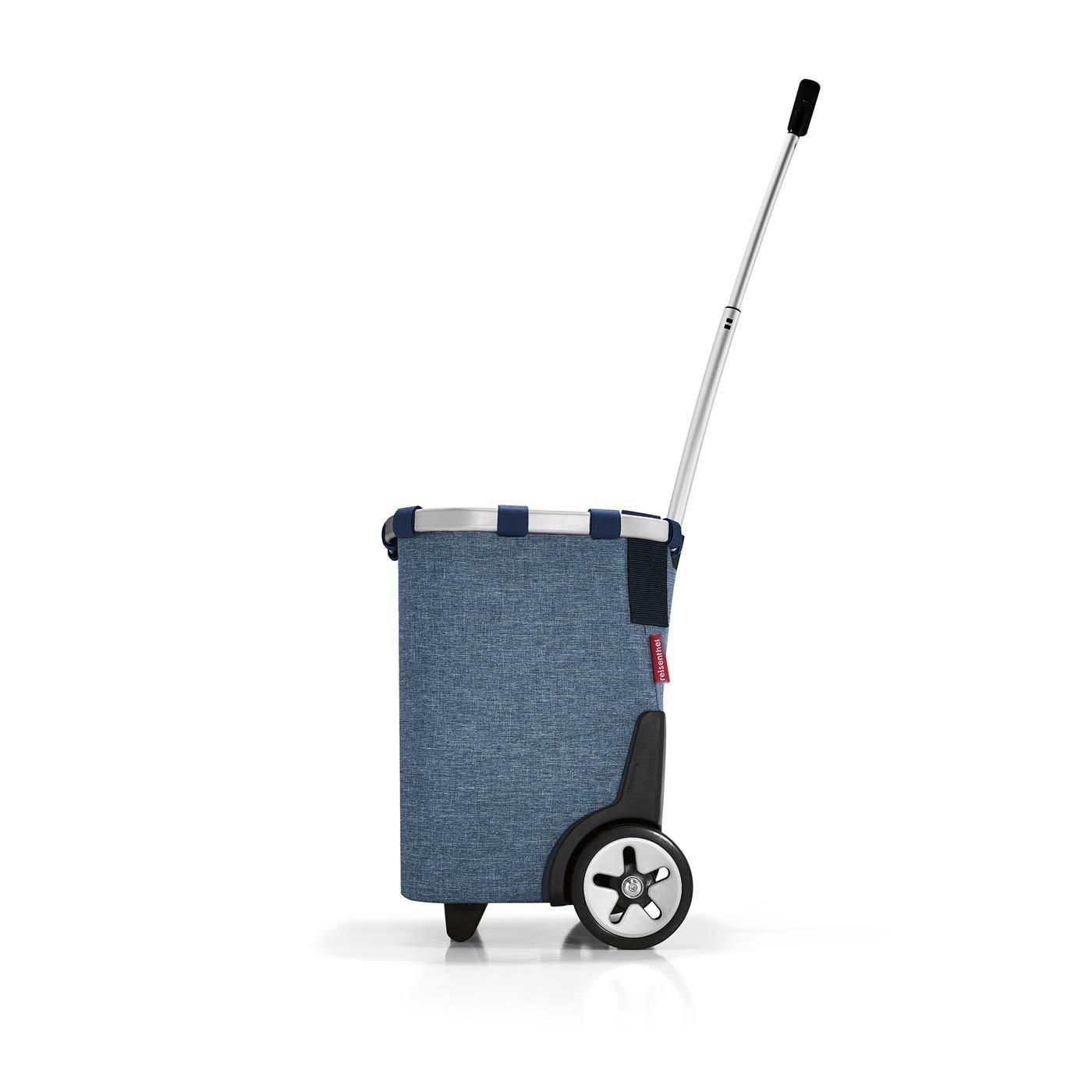 Taška na kolečkách Carrycruiser frame twist blue_3