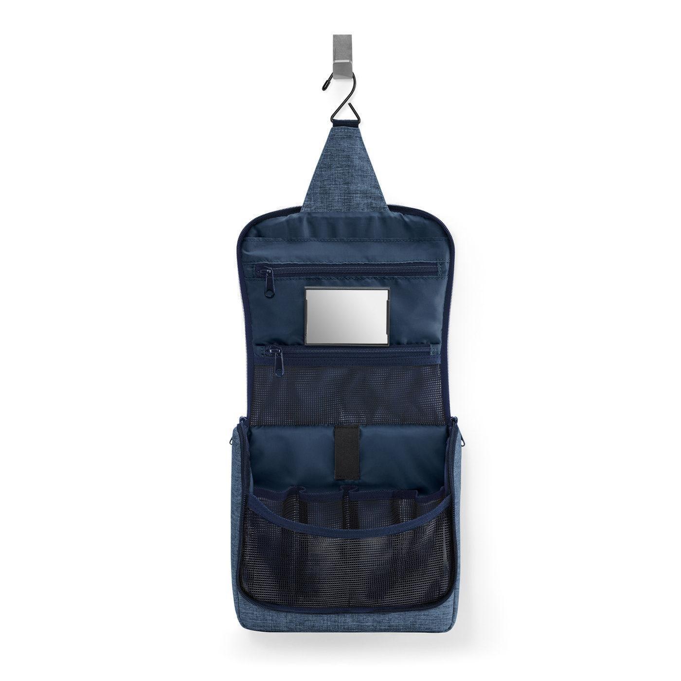Kosmetická taška Toiletbag twist blue_0