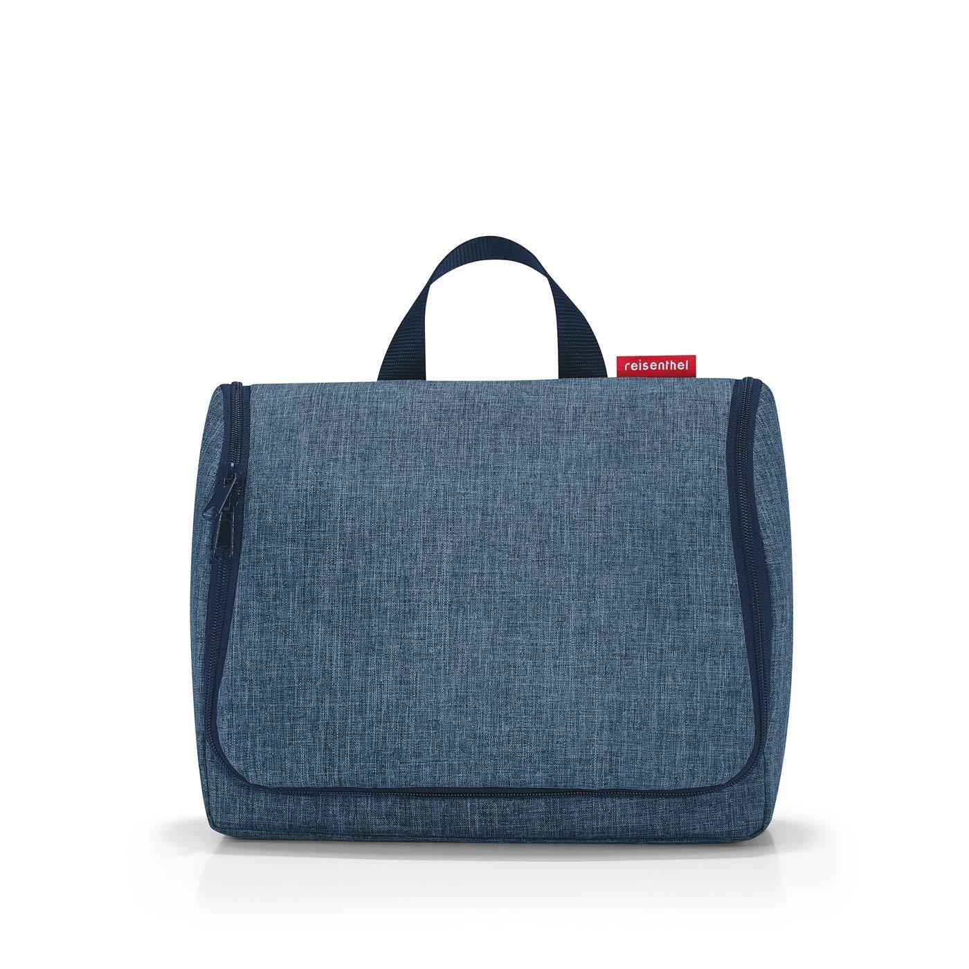 Kosmetická taška Toiletbag XL twist blue_1