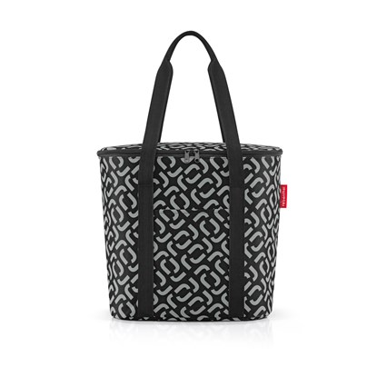 Termotaška na nákup/piknik Thermoshopper signature black_2